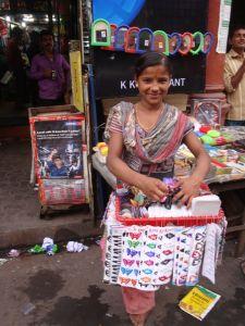 entrepreneur at 12 - Puja in calcutta