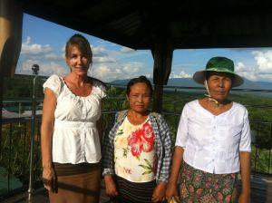 rural village leaders in plans