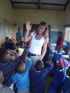 Mathare in the classroom