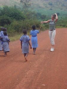 Mathare jump rope precious moments